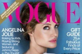 Mario Testino retrata belleza de Angelina Jolie para Vogue