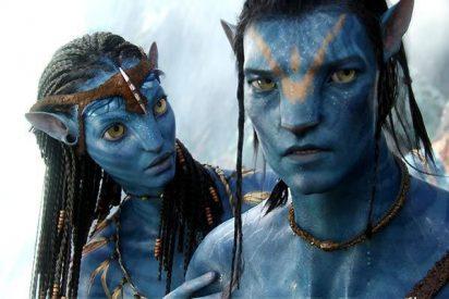 'Avatar', la película más pirateada de la historia