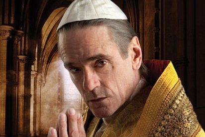Jeremy Irons será el papa Borgia