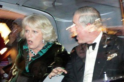 Atacado el coche del Príncipe de Gales