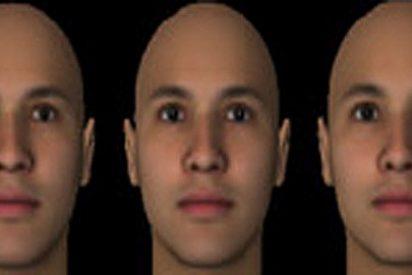 El rostro de la fotografía, ¿diría que es el de un hombre o el de una mujer? Hum... ¿está seguro?