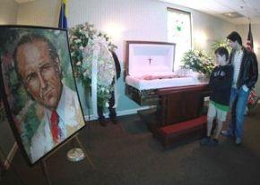 Suspenden entierro de ex presidente Carlos Andrés Pérez en Miami