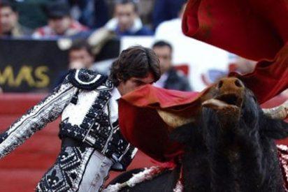 Sebastián Castella indulta a un gran toro en México