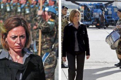 El País continúa su campaña contra la ministra de Defensa en la sucesión de Zapatero