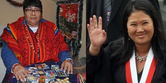 """""""Keiko Fujimori será la próxima presidenta del Perú"""""""