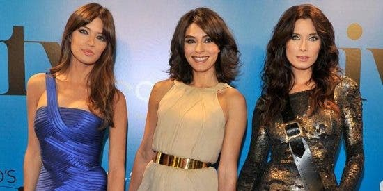 Sara Carbonero, Pilar Rubio y Marta Fernández: Trío de guapas para las Campanadas de T5