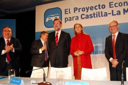 Cospedal recibe amplísimo respaldo social en la presentación de su proyecto económico para C-LM