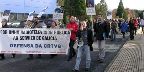 CRTVG cierra la mitad de sus delegaciones