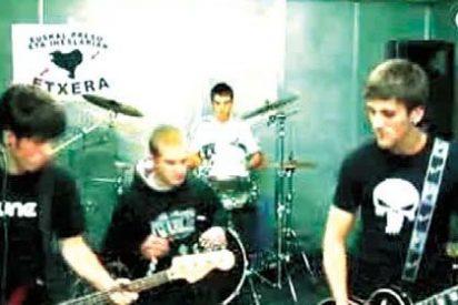 La televisión vasca promociona a un grupo musical que apoya a etarras