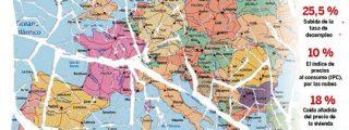 El coste del adiós al euro: caída del PIB del 13%, un 25,5% de paro e inflación del 10%