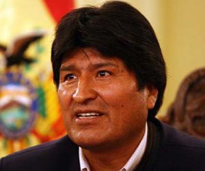 Temporal obliga a aterrizaje de emergencia de helicóptero de Evo Morales