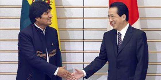 Japón ofrece ayuda a Bolivia a cambio de tener acceso al litio