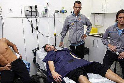 5 futbolistas del Espanyol B, al hospital tras un partido