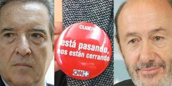 """Rubalcaba: """"No me he planteado nunca"""" ser Presidente; pero Gabilondo opina que """"la decisión que ha tomado Zapatero es la de retirarse"""""""