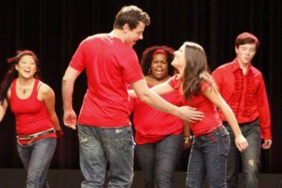 'Glee', gran favorita en los Globo de Oro televisivos