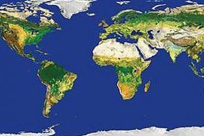 El mapa más preciso de la Tierra