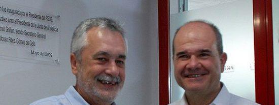 Atraco a 'palabra armada' en la Junta de Andalucía