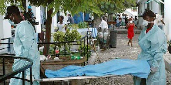 Epidemia de cólera causa más de 2,300 muertos en Haití