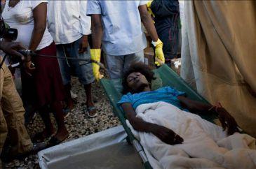 El cólera llegó a Haití con los cascos azules nepalíes