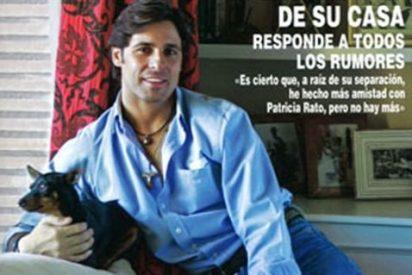 Francisco Rivera estrena diciembre hablando de Patricia Rato