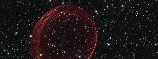 Una misteriosa burbuja gigante recorre el espacio exterior