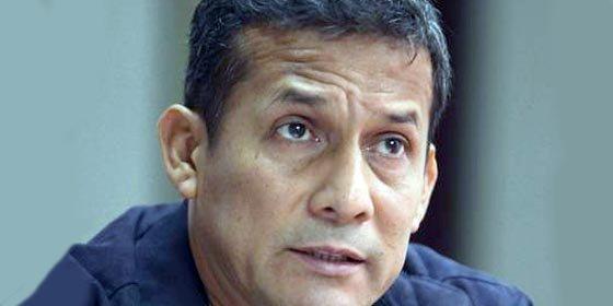 Ollanta Humala acusa a Alan García de gestar un fraude electoral