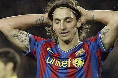 "Ibrahimovic: ""Si me encuentro a Guardiola lo dejo K.O."""