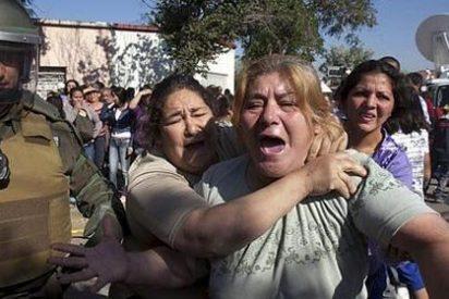 83 presos mueren carbonizados por incendio en una cárcel de Chile