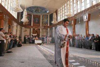 Arzobispos de Mosul y Bagdad piden a Europa la protección de las minorías