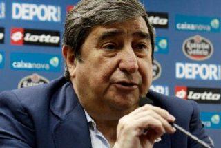 Lendoiro posa el dedo acusador contra Santiago Rey