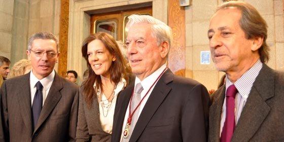 """Mario Vargas Llosa:""""Estas últimas semanas han sido una autentica locura"""""""