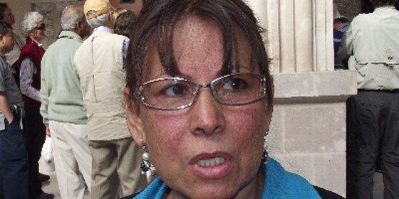 Una cámara de seguridad graba el asesinato a sangre fría de la 'Madre Coraje' mexicana
