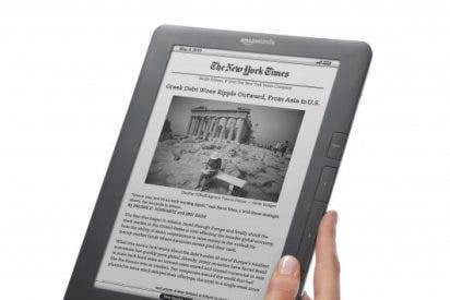 Amazon dice que Kindle aguanta la competencia de iPad y Galaxy Tab