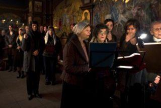 Parroquias de Barcelona prestan capillas a ortodoxos y católicos para la eucaristía dominical