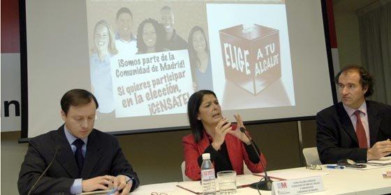 La Comunidad de Madrid fomenta la participación de medio millón de inmigrantes con derecho a voto en las municipales de 2011