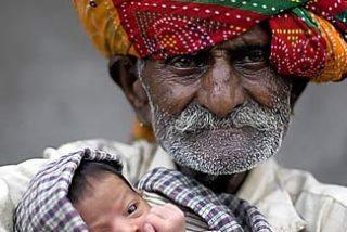 El padre más anciano del mundo tiene 94 años