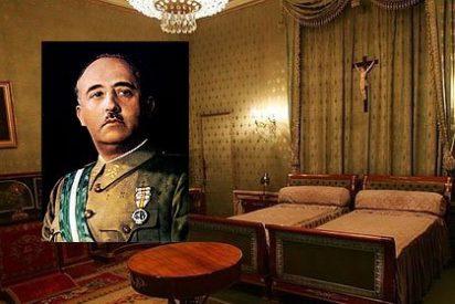 El Gobierno ZP ordena cerrar al público las habitaciones de Franco en El Pardo