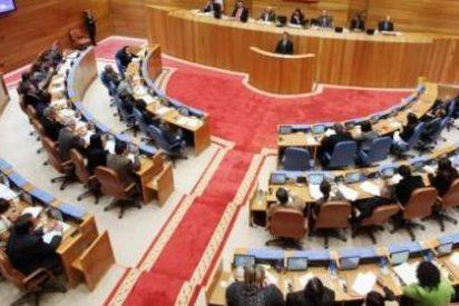 Rifi-rafe en el Parlamento en torno al gallego