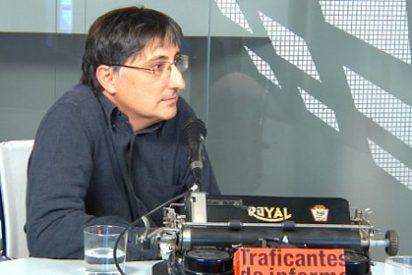 """El periodista Pascual Serrano: """"Con Berlusconi a un lado y Liberty al otro en Prisa no se puede esperar una política laboral respetable con el trabajador"""""""