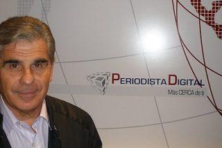 """Pedro Ruiz: """"Si Buenafuente va a Telemadrid dirían que la moderniza. Si llega otro sería un facha. Me aburre España por sus clichés"""""""