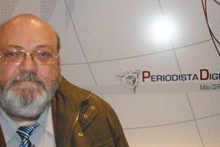 """Francisco Pérez Abellán: """"Los locos matan muy poco; el crimen es una cosa de gente normal"""""""