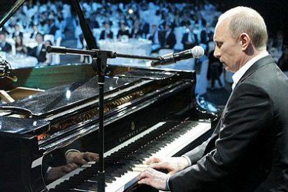 Putin da la nota con Sharon Stone