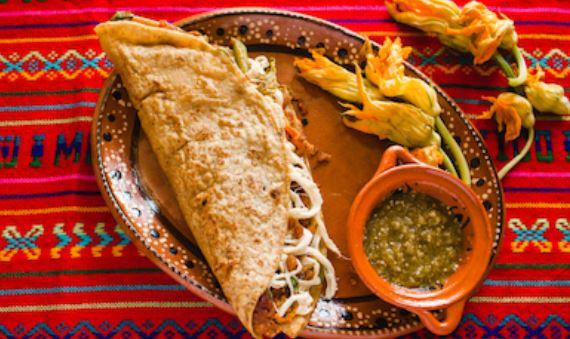 quesadillas mexicanos