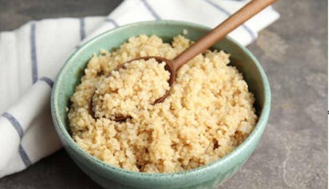 quinoa cocida