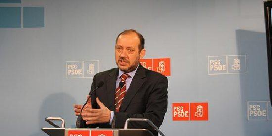 El PSdeG intenta parchear su crisis interna