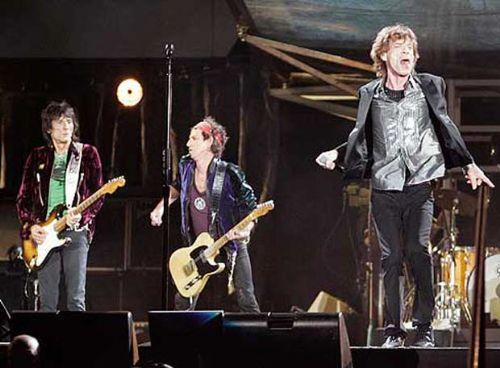 The Rolling Stones preparan nueva gira por todo el mundo y un nuevo disco