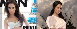 """Las fotos más eróticas de la protagonista de 'Tierra de Lobos', Silvia Alonso, en 'MAN': """"Soy un poco loba"""""""