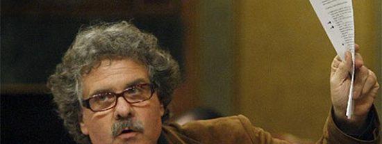"""El inquisidor Tardá pide al Gobierno que sancione y """"meta en vereda"""" a Intereconomía"""