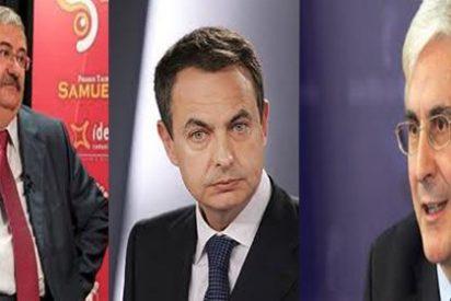 Zapatero recurre contra Barreda por no pagar 65 millones de euros en impuestos y por 'ocupa'