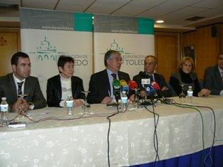 La Diputación de Toledo invertirá en Talavera de la Reina y su comarca 14.935.179,04 euros en 2011